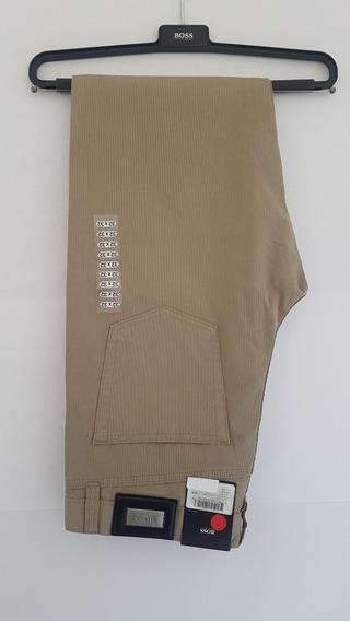 Jeans Hugo Boss Black Mod. Alabama-10 Tela Muy Ligera Y Suave Corte Comfort Fit (amplio) Talla 32x32 !!