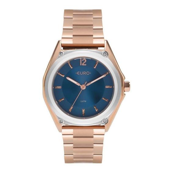 Relógio Euro Feminino Color Mix Rosé Eu2035ypl/5a