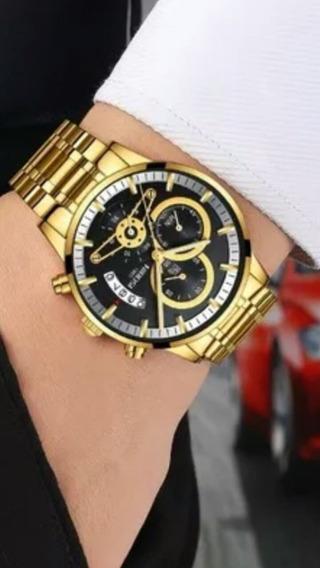 Relógio Nibosi Quartzo Original