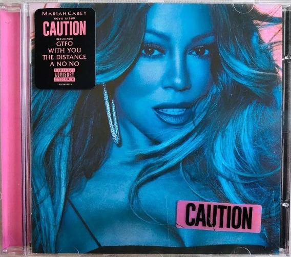 Cd Mariah Carey - Caution 2018 (original E Lacrado)