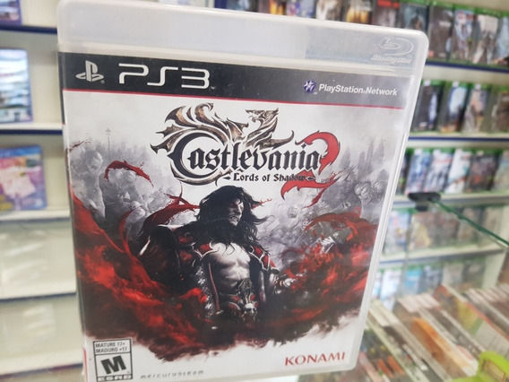 Castlevania 2 Lord Os Shadow 2 Usado Original Ps3