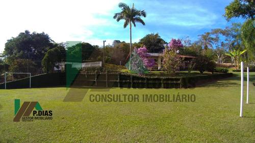 Oportunidade Com Muito Potencial Para Investir Em Um Casa De Campo Na Região Do Circuito Das Águas - Ch0272