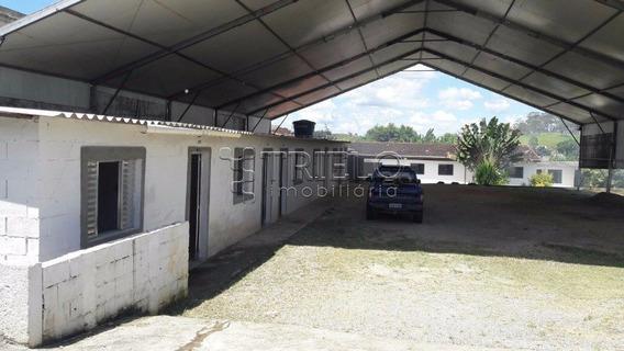 Venda-galpao Com 1.500 M²- Botujuru-mogi Das Cruzes-sp - V-1697