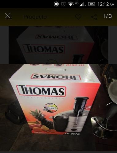 Nuevo En Caja Extractor De Jugos Thomas Nuevo Th2610