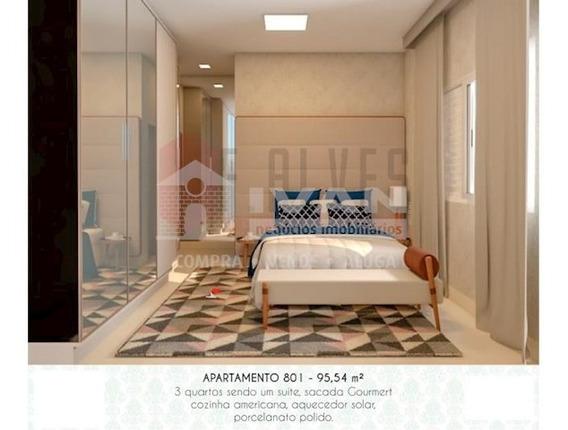 Apartamento Para Venda No Presidente Roosevelt, Uberlândia/mg - 26233