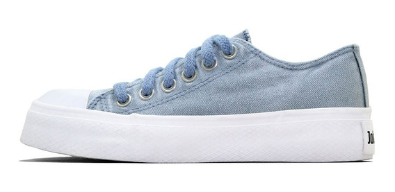 Zapatillas John Foos 752 Dye Washed Blue Unisex T. Oficial
