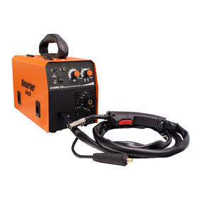 Máquina Inversora Solda Migflex 130 Portatil 220v Smarter