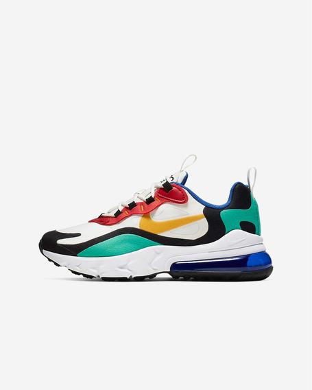 Nike Air Max 270 React De Damas
