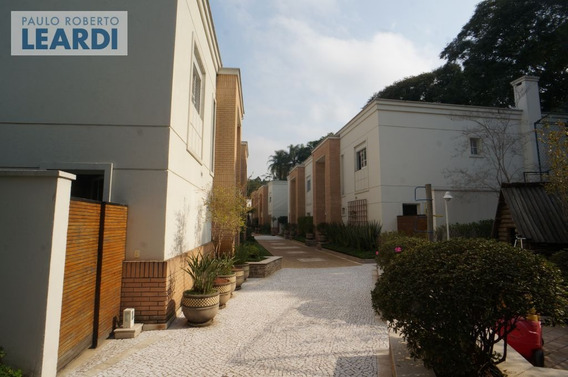 Casa Em Condomínio Cidade Jardim - São Paulo - Ref: 512979