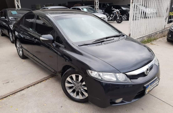 Honda Civic 1.8 Lxl Flex Aut. 4p 2010