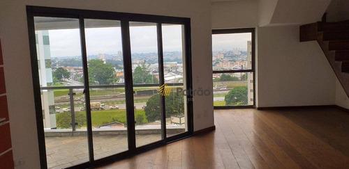Cobertura Duplex, Jardim Do Mar, São Bernardo Do Campo. - Co0025