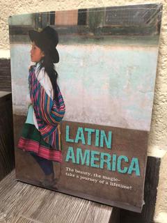Latín America Gill Davies Pearson Belleza Y Magia En Viaje