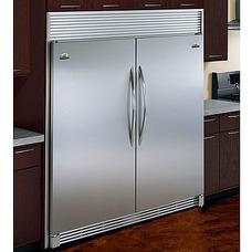 Gemelas White Westinghouse 1050 Litros Refrigerador, Freezer