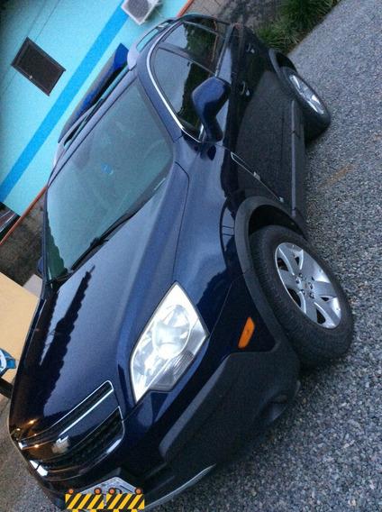 Chevrolet Captiva 2.4 Ecotec Fwd 16v Gasolina 4p