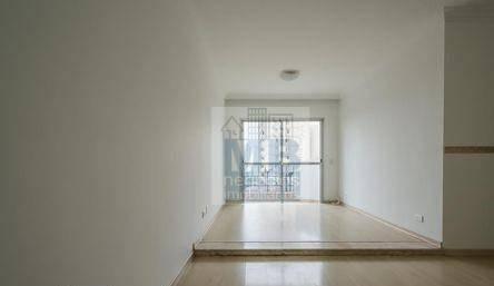 Apartamento Com 3 Dormitórios Para Alugar, 82 M² Por R$ 2.100/mês - Jardim Marajoara - São Paulo/sp - Ap4039
