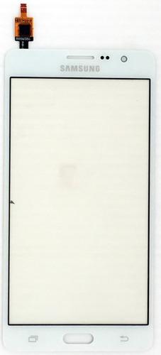 Imagen 1 de 3 de Touch Screen Celular Samsung Galaxy On7 G6000 Blanco