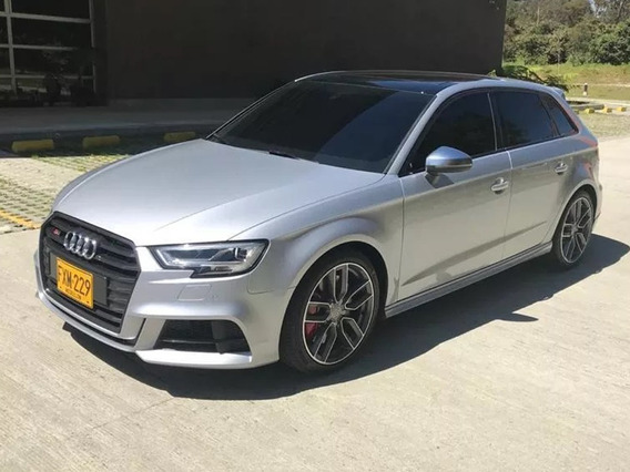 Audi S3 Hatchback, Tracción Quattro, 2018, Como Nuevo!