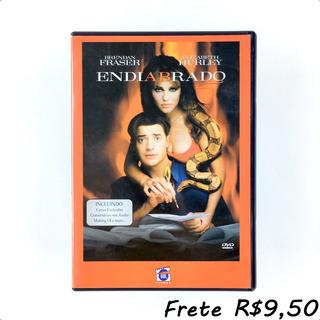 Endiabrado - Dvd Original Filme E Extras - Novíssimo