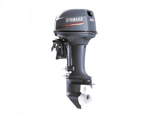 Motor  Yamaha 40 Hp Arranque Power Trim Japones 3 Años Gtia
