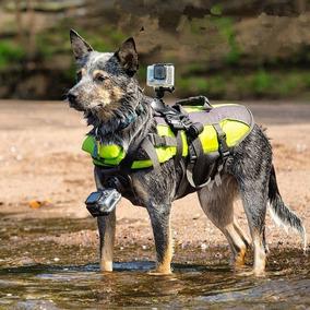 Suporte Duplo Gpro Cachorro Canino Dog Pet Lombar Cinturão