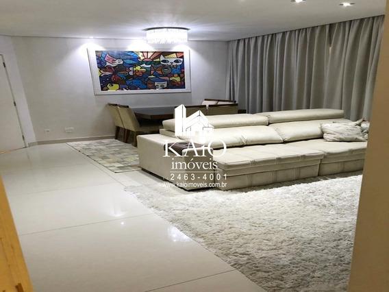 Apartamento Chateau Du Parc 111m² Com 3 Suítes 2 Vagas