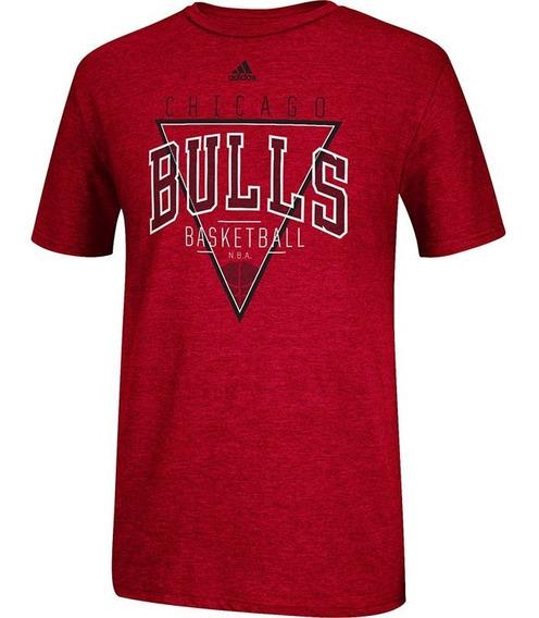 Camiseta adidas Original Nba Chicago Bulls Envío Gratis