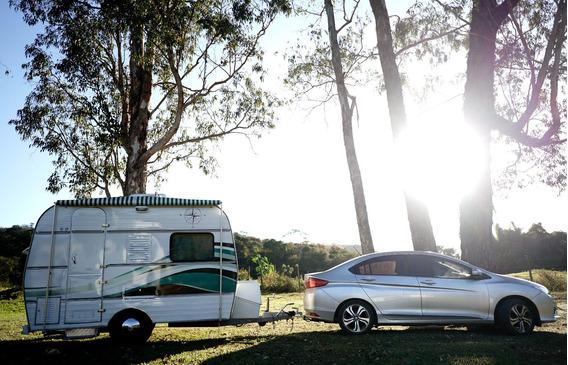 Trailer Karmann Ghia Kc 330 Motorhomes