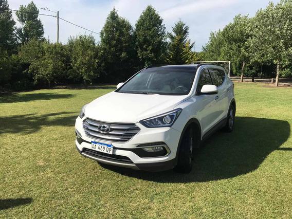 Hyundai Santa Fe 2.2 Crdi Premium 7as 6at 4wd 2016