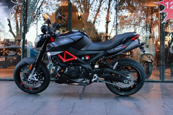 Aprilia Shiver 900 2020 Stock Disponible - Motoplex Devoto