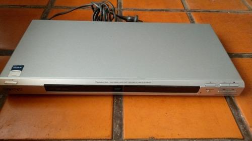 Reproductor De Dvd Player Sony , Con Detalle! Liquido