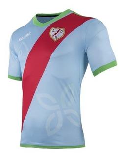 Camisa Rayo Vallecano 18/19 Unif. 3 - Queima De Estoque