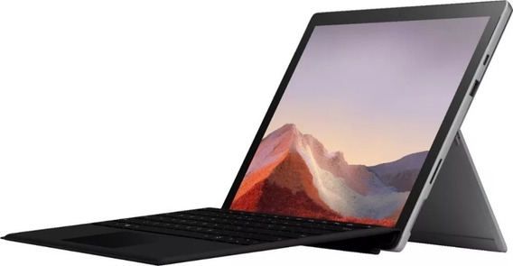 Microsoft Surface Pro 7 Core I5 8gb 128gb Ssd Prata