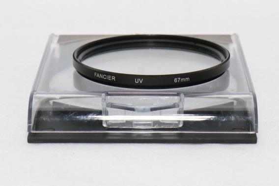 Filtro Uv 67mm Greika