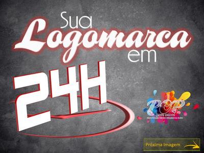 Criação De Logomarca Em 24 Horas