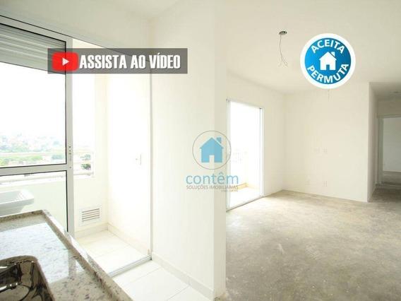 Ap1498- Apartamento Com 2 Dormitórios À Venda, 55 M² Por R$ 270.000 - Quitaúna - Osasco/sp - Ap1498