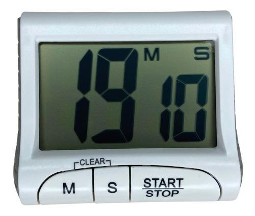 Imagem 1 de 6 de Timer Digital Temporizador Cronômetro Cozinha Imã Regressivo