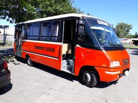Iveco Daily 2.8 Minibus 22+1 Con Rampa Para Discapacitados