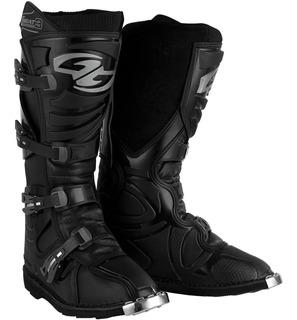 Bota Motocross Pro Tork Combat 3 Preta