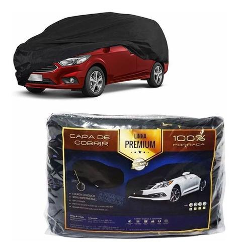 Imagem 1 de 3 de Capa Couro Cobrir Chevrolet Prisma Forro Total