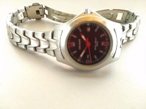 Relógio De Pulso Feminino Orient Water Resist 50m Ppim 195