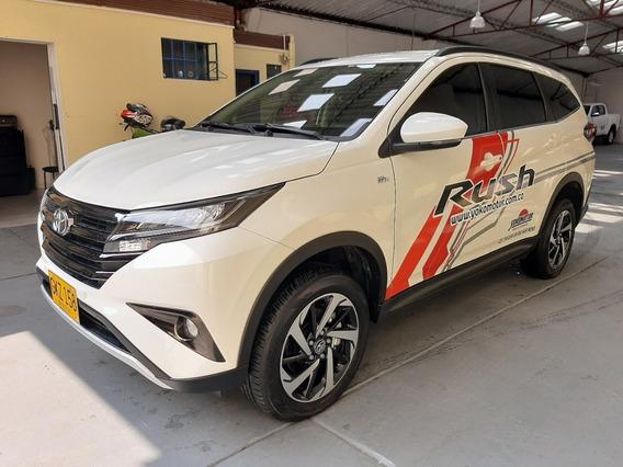 Toyota Rush High Rush 1.5 Automatico 7 Puestos 2019