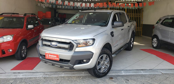 Ford Ranger 3.2 Limited Cab. Dupla 4x4 Aut. 4p 2018