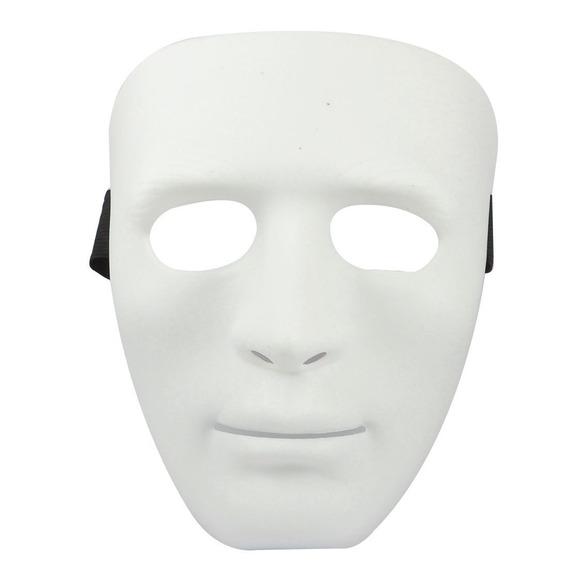 15 Mascaras Negras Comedia Fantasma Opera Fiesta Party Broma