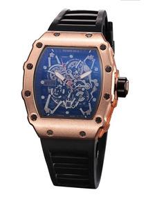 Relojes Richard Mille Esquelético Varios Colores