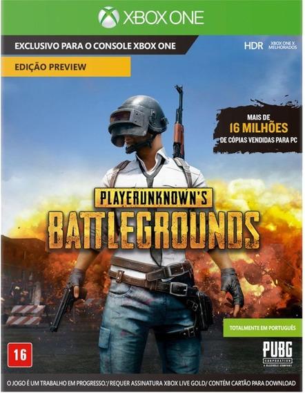 Jogo Xbox One Playerunknown