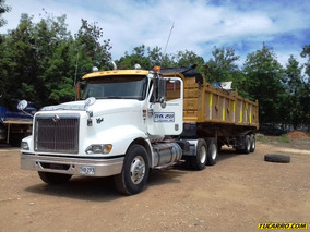 Tractocamion International Eagle - Volco Petrolera