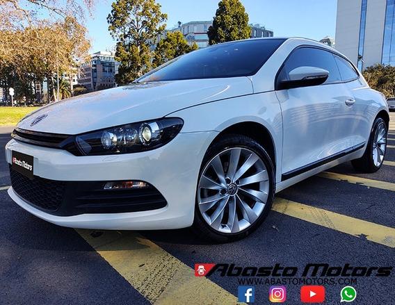 Volkswagen Scirocco 1.4 Tsi 160cv Dsg 2014 Excelente Estado