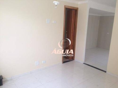Imagem 1 de 18 de Sobrado Com 3 Dormitórios À Venda, 81 M² Por R$ 485.000 - Vila Camilópolis - Santo André/sp - So1587