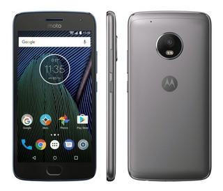 Motorola Moto G5 Plus Pant 5.2 Cam 32gb Nfc Gris