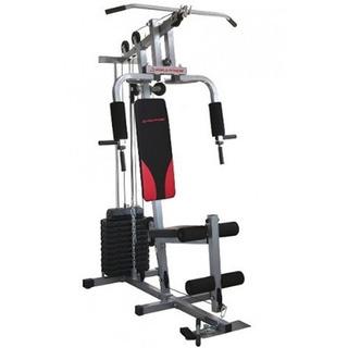 Multigimnasio C/50kg Reforzado 30 Funcion World Fitness 7000